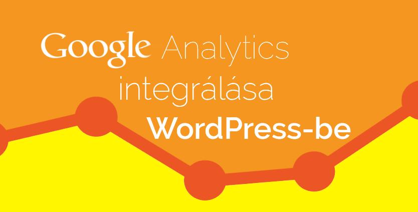 Hogyan Adj Hozzá Google Analytics Követőkódot WordPress Weboldalhoz Egyszerűen